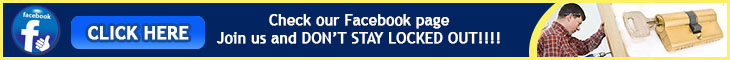 Join us on Facebook - Locksmith Cicero